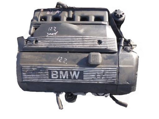 Silnik kpl  BMW 328/E39/E46 2 8 M54B28 2x vanos Gw - 7104779505