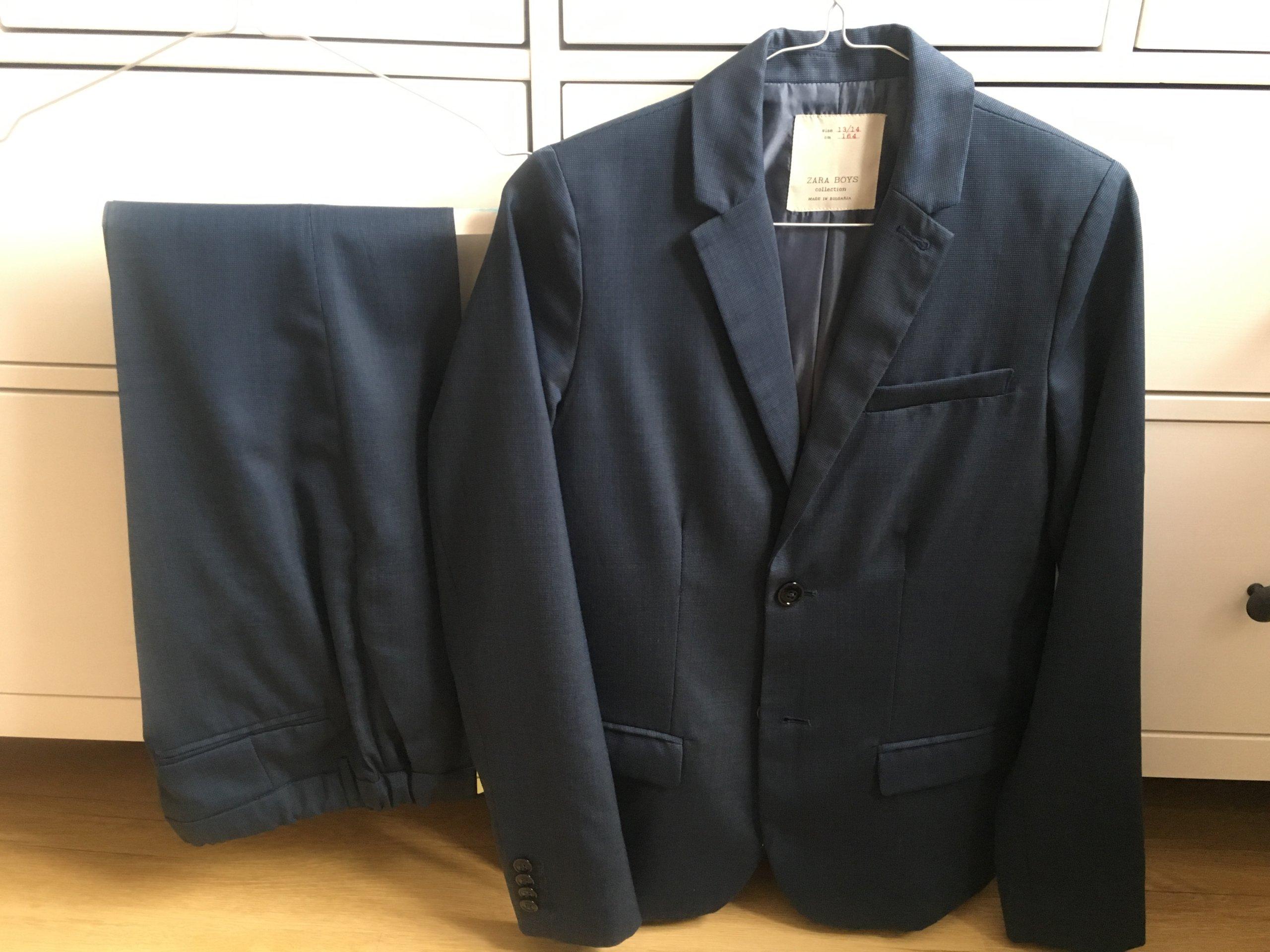 b4e63a6ce2712 Zara - garnitur 122 Jak Nowy! - 7232898948 - oficjalne archiwum allegro