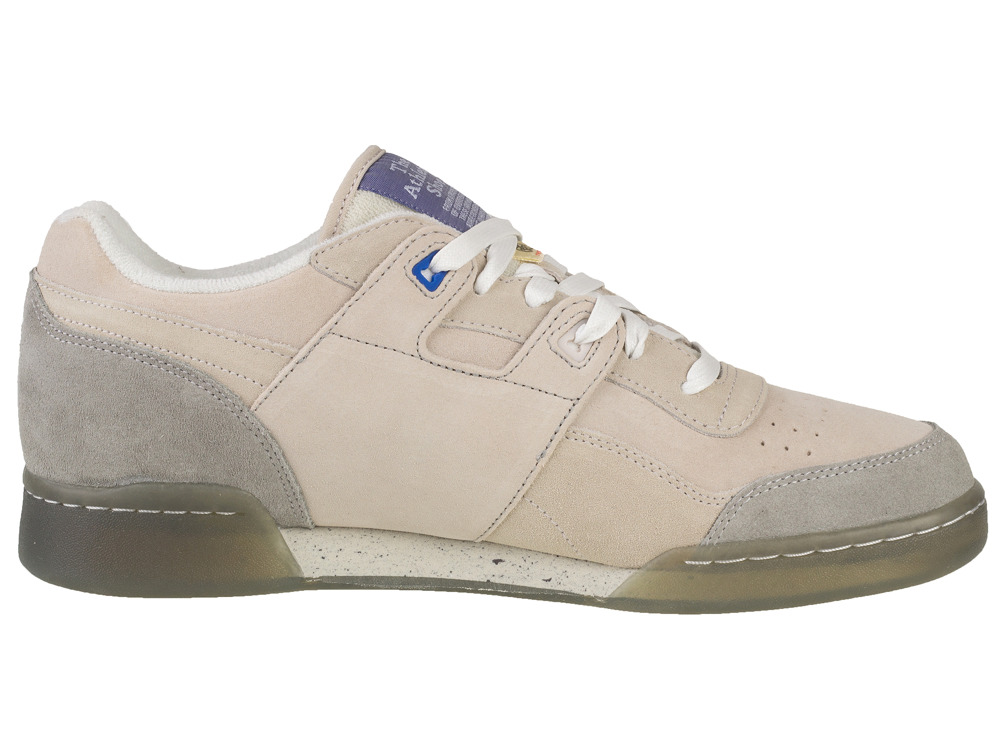 Reebok GS Workout buty męskie beżowe 37,5 AR2660