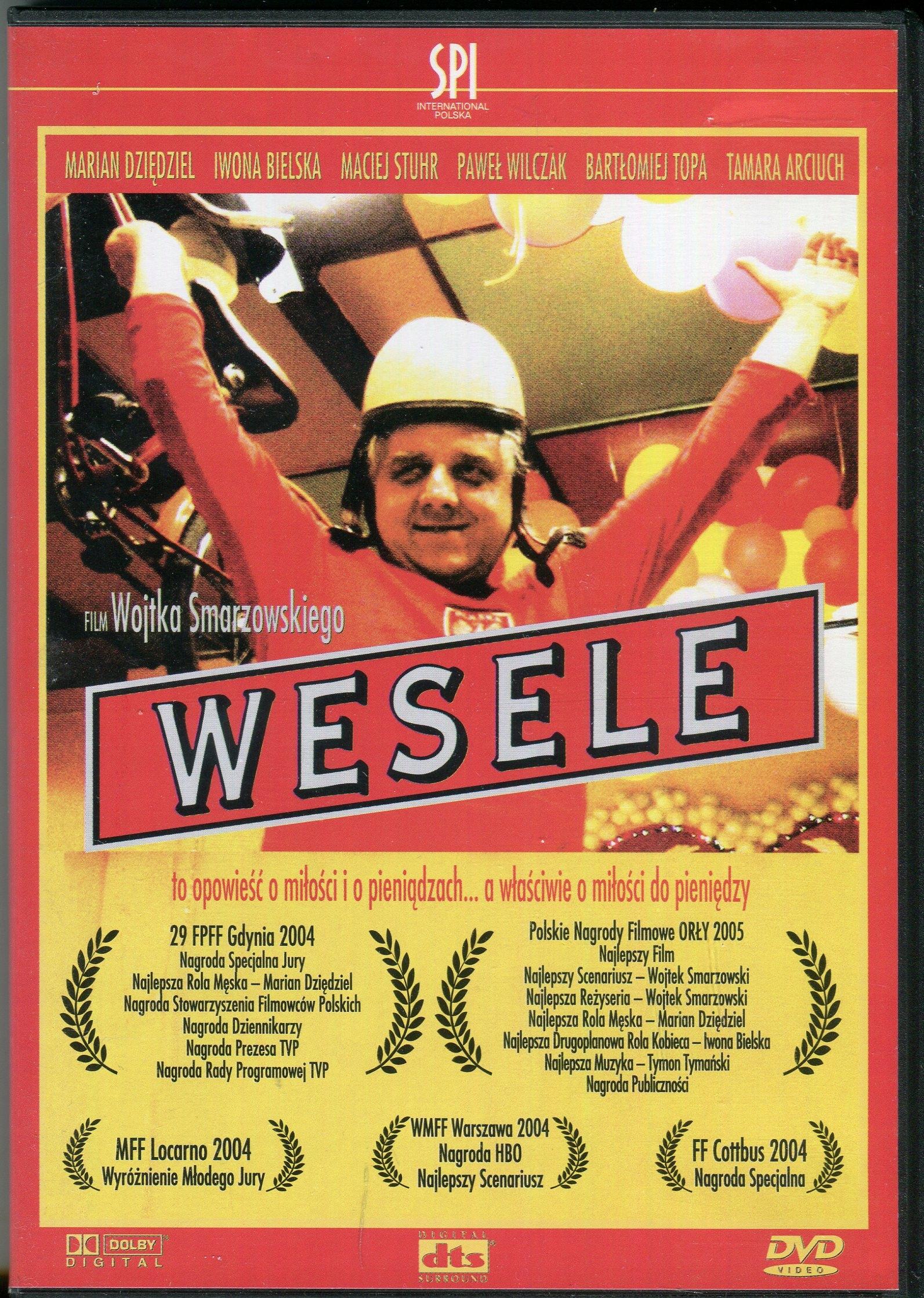Wesele Wojciech Smarzowski Dvd 7640748911 Oficjalne Archiwum Allegro