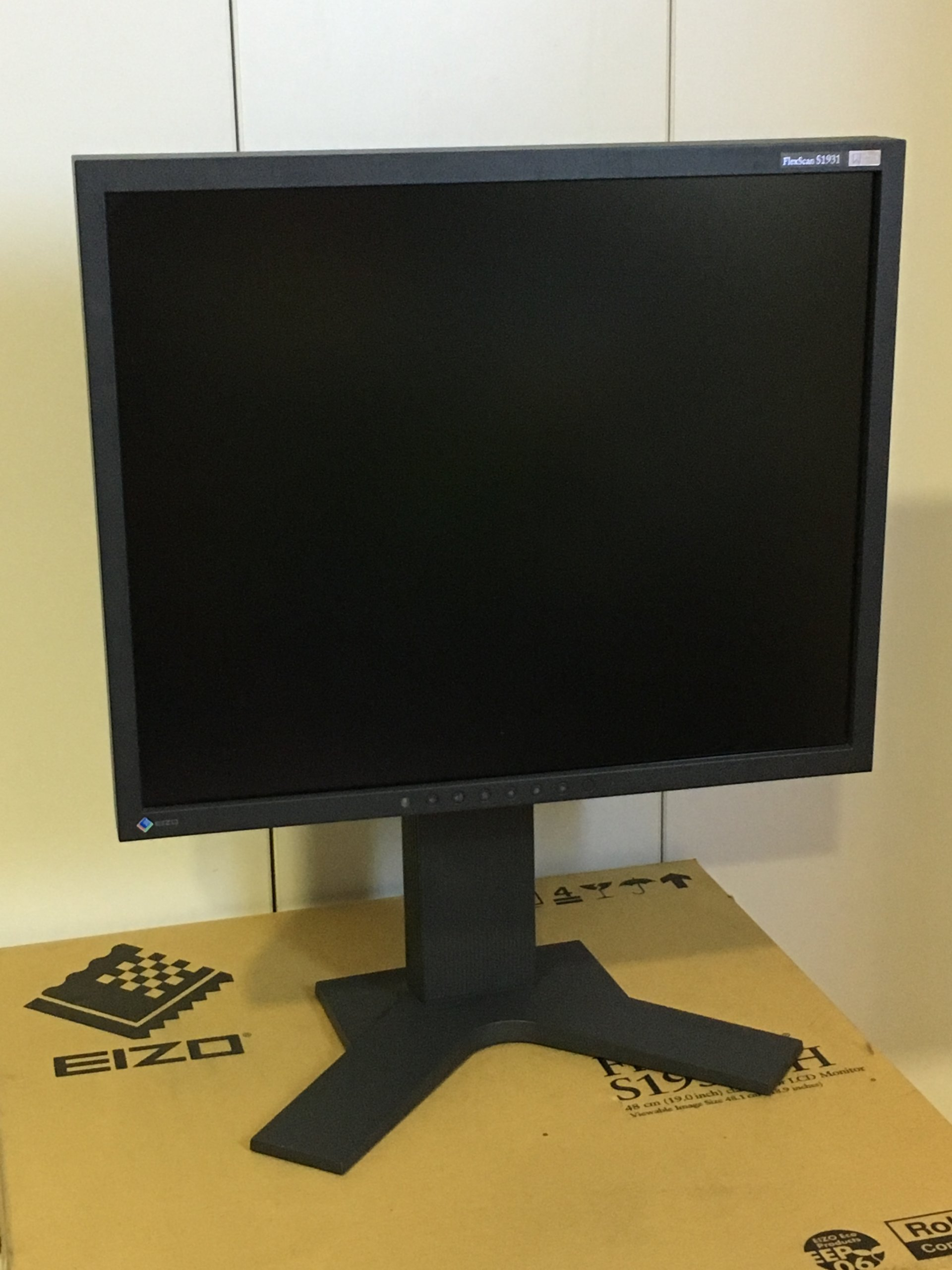 EIZO FLEXSCAN S1931 DRIVERS WINDOWS 7 (2019)