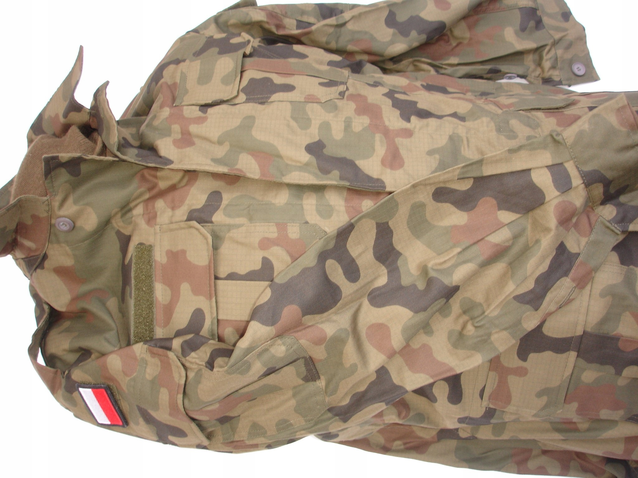 4dd07586b785ea wojskowa letnia BLUZA RIP-STOP wz.93 rozm. 104/178 - 7299628397 ...