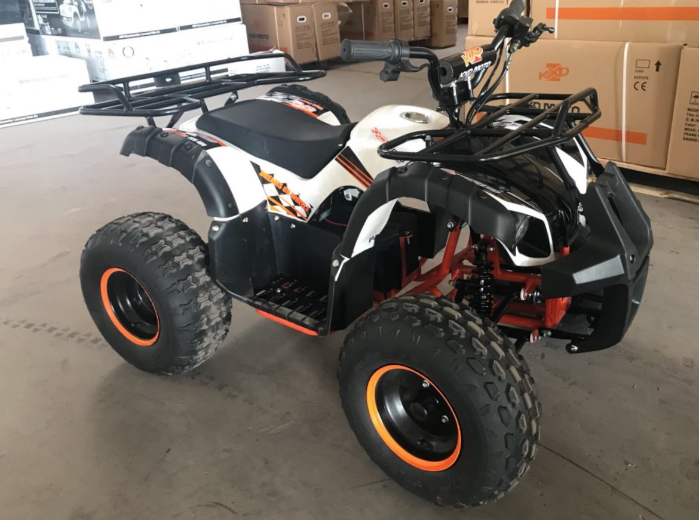 QUAD ELEKTRYCZNY ATV 125CC-8 1000W NOWOŚĆ 2018 Wwa