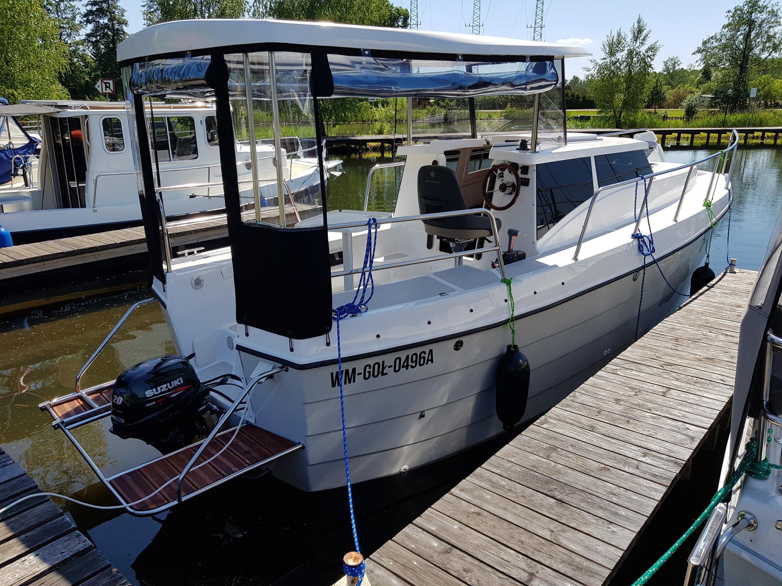 jacht LAGUNA 700 czarter bez patentu 7/07 -280zl