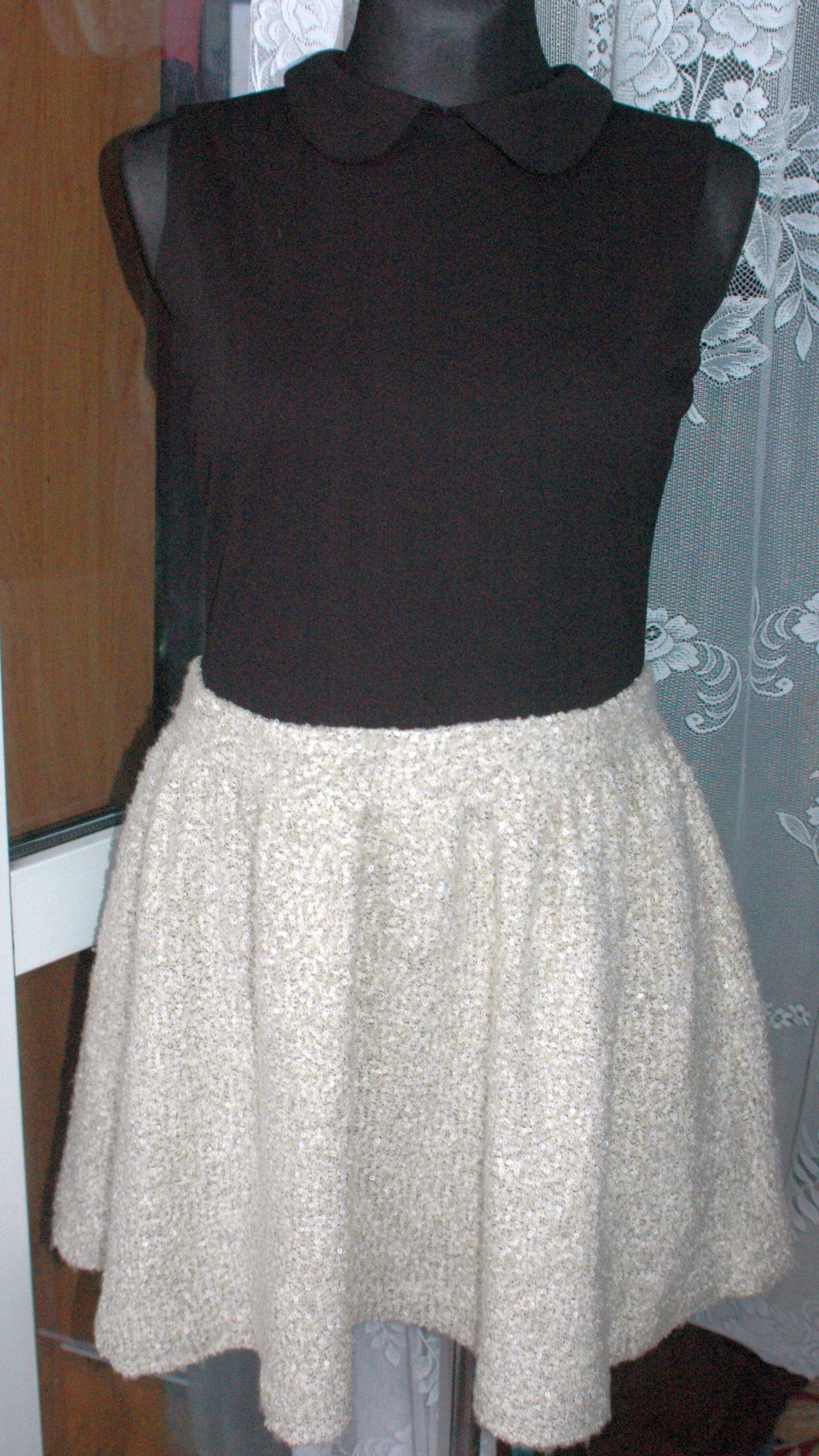a90e563455 ZARA sliczna sukienka R 38 40 gratis ko - 7452383934 - oficjalne ...