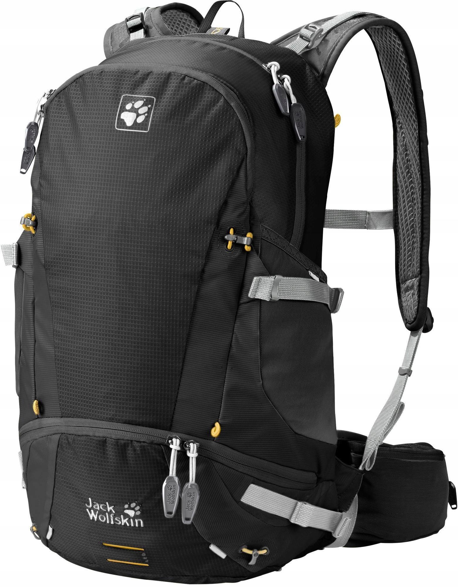 Jack Wolfskin Plecak Moab Jam 30 Black (2002293-60