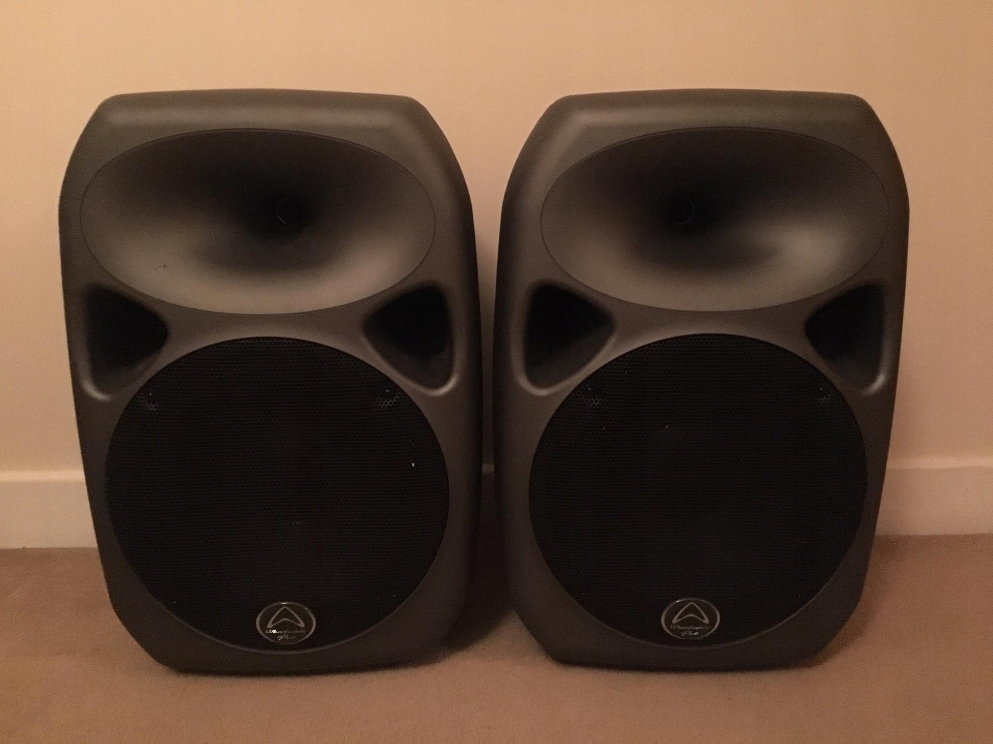 Wharfedale Pro Titan 12 kolumny głośnikowe OKAZJA