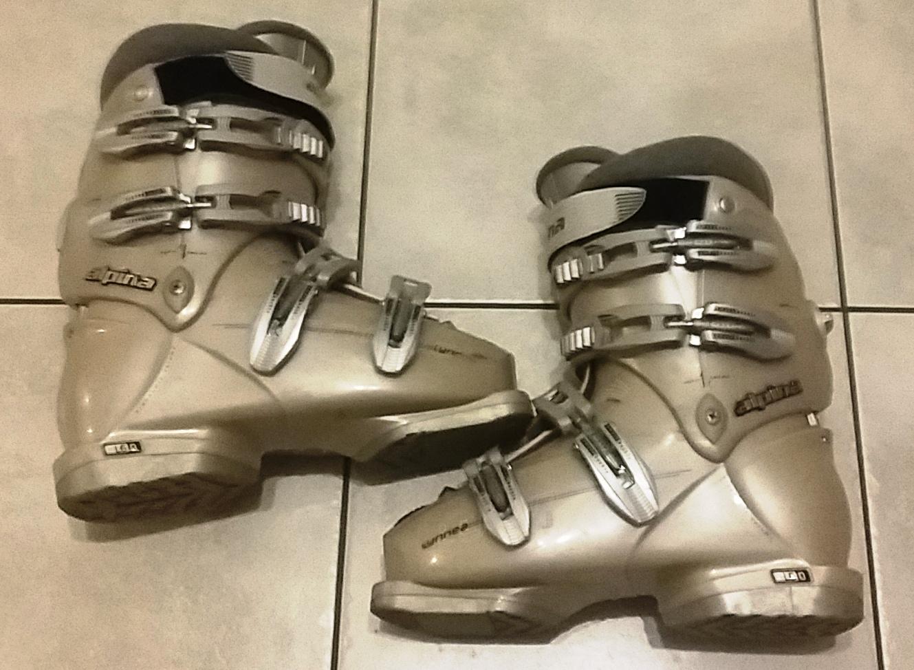Buty narciarskie ALPINA roz.37,5