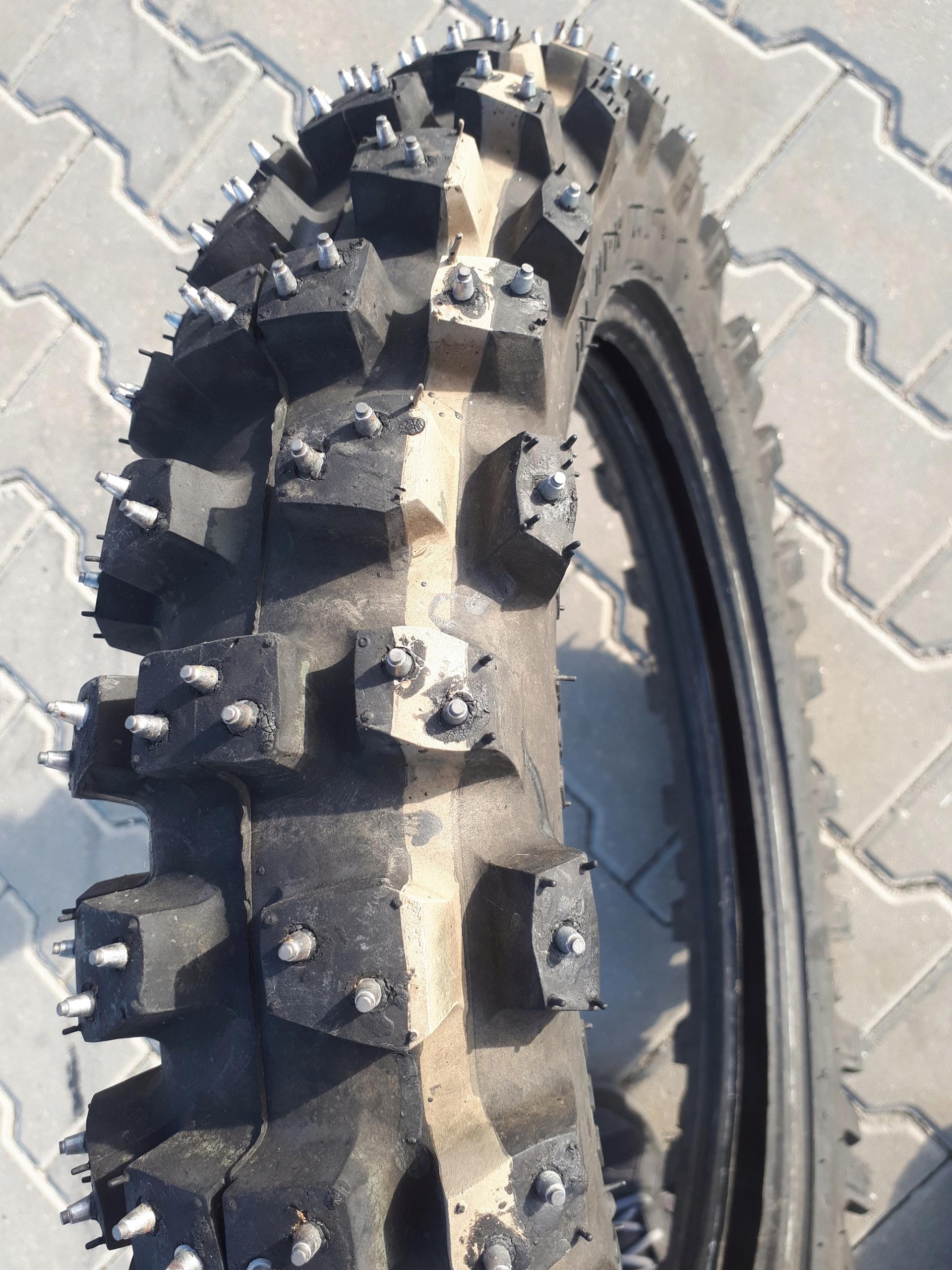Opony Motocyklowe Off Road Zimowe Z Kolcami 7657897098 Oficjalne