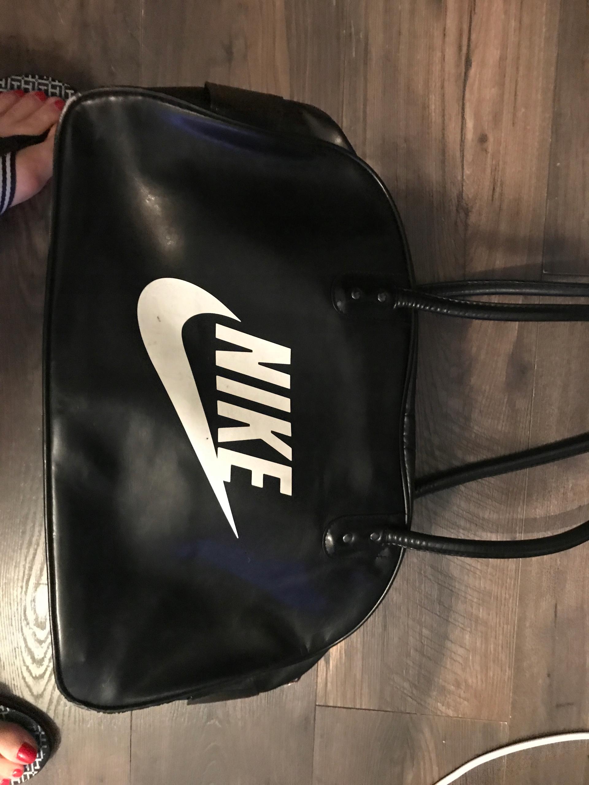 kupić sprzedaż obuwia zniżki z fabryki torba NIKE duża czarna siłownia damska klasyk - 7593517151 ...