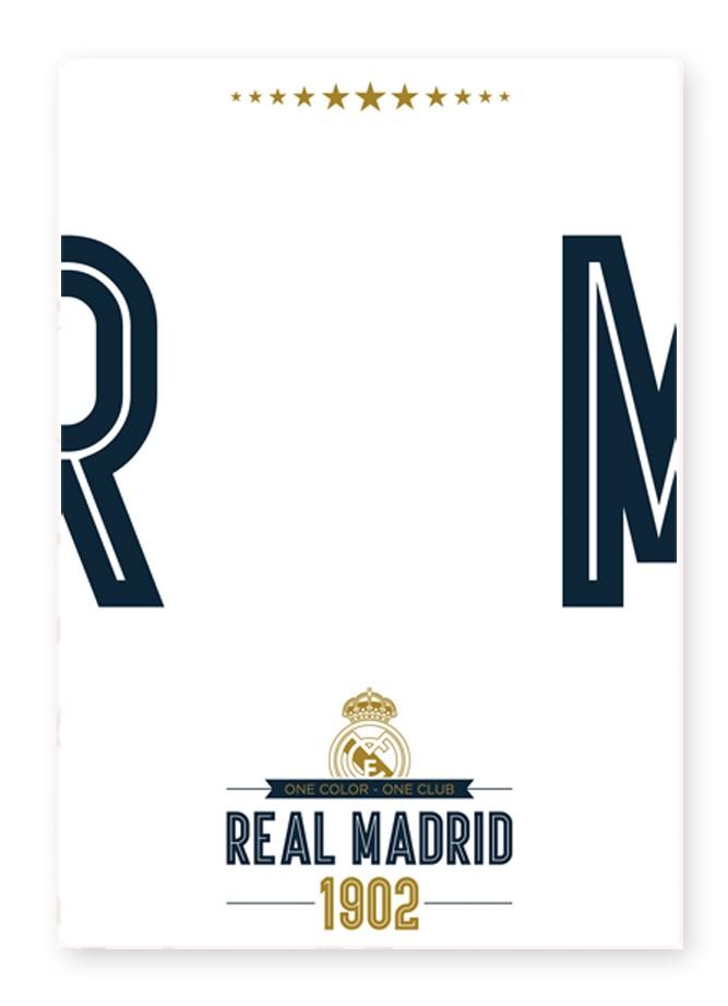 Naklejka Na Sciane Real Madryt Zmywalna 7273972447 Oficjalne