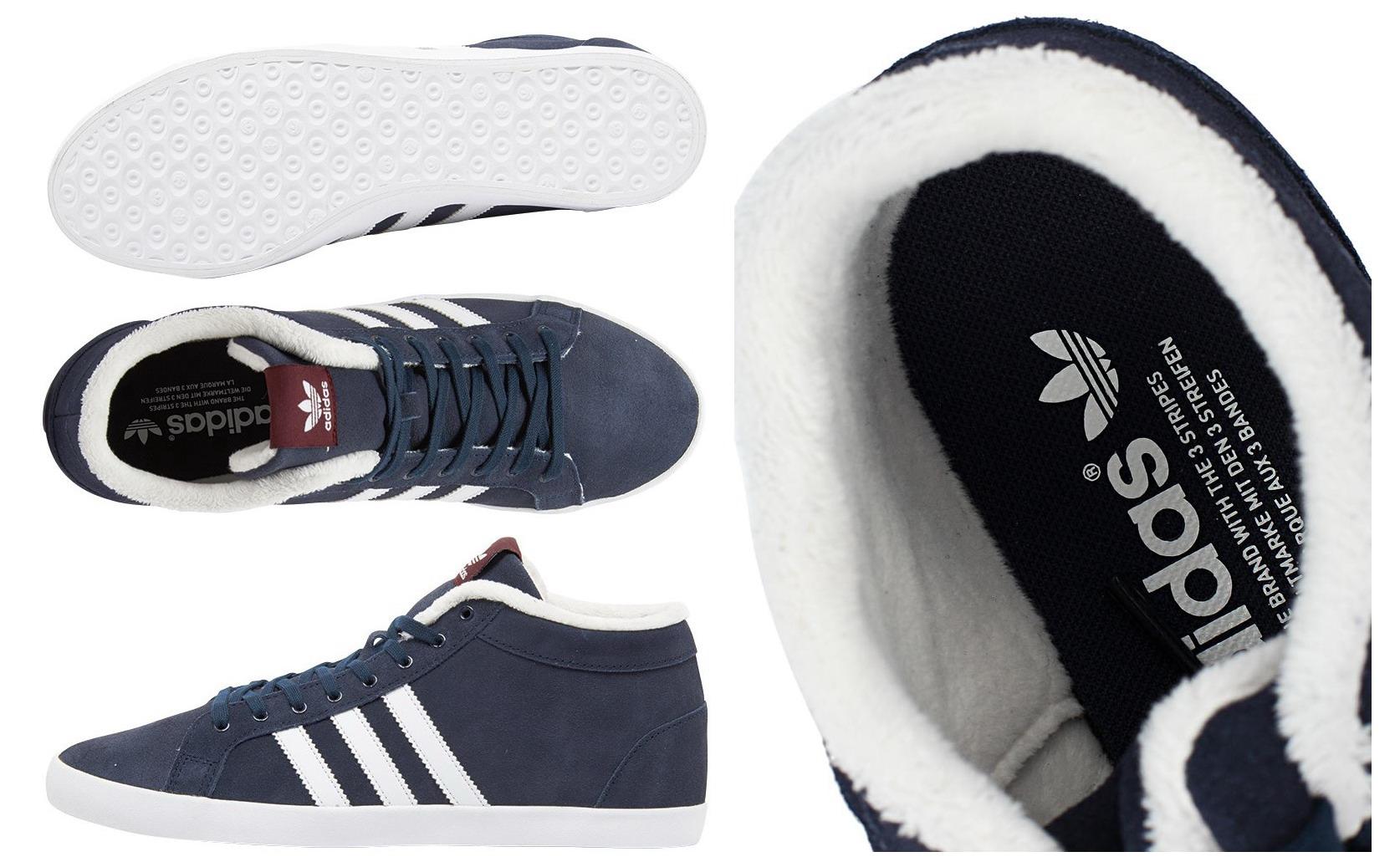 wholesale dealer 27ac4 17109 Adidas Originals Adria PS Mid buty damskie 38 23