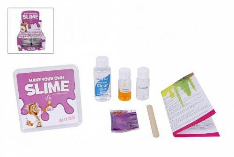 zestaw do robienia glutów make your own slime 7352918367