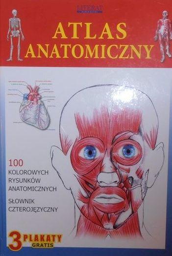 Atlas Anatomiczny Literat 6657526365 Oficjalne Archiwum