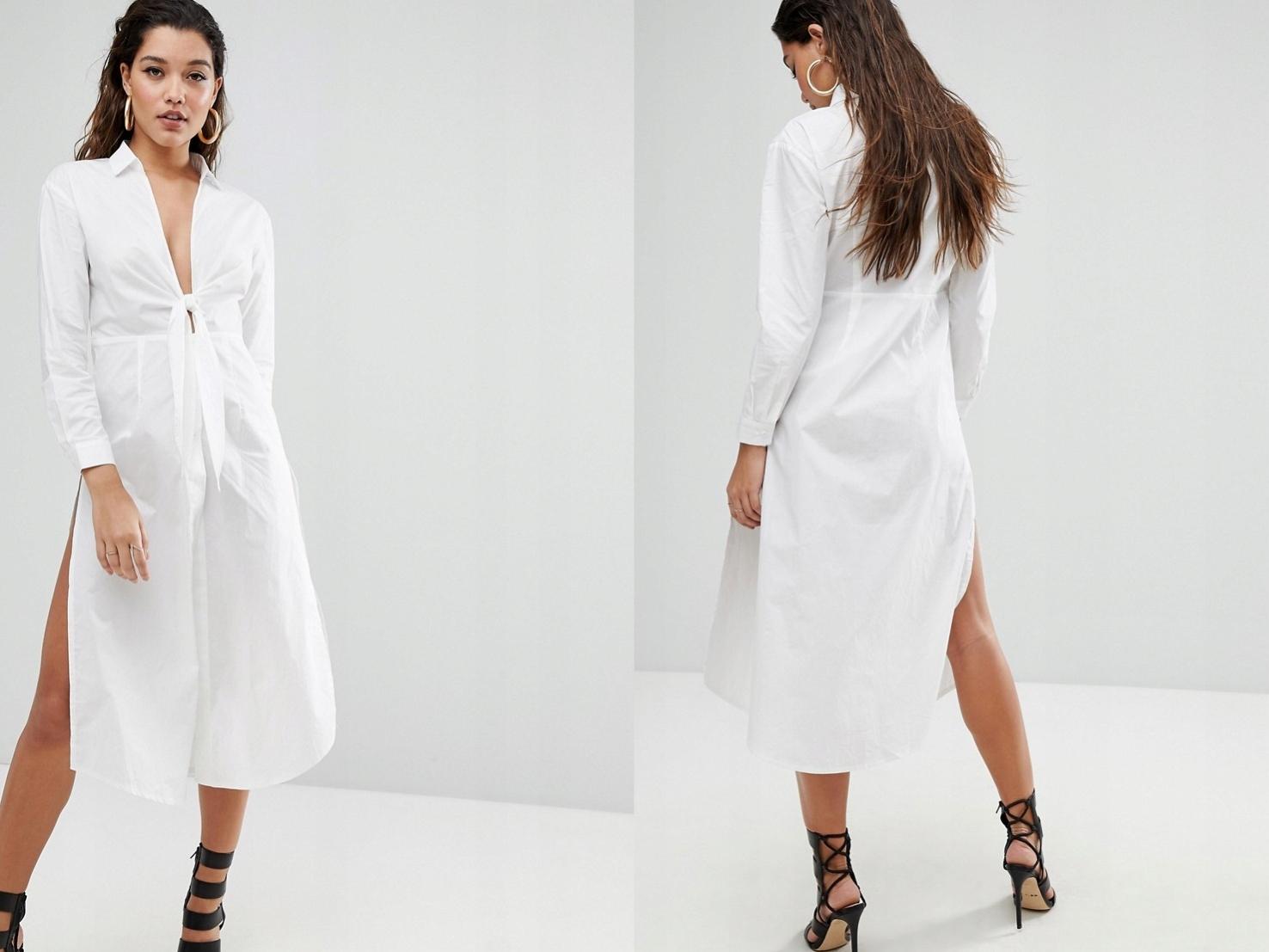 4a55659273 Parallel Lines Sukienka z Kołnierzykiem M - 7443100768 - oficjalne ...