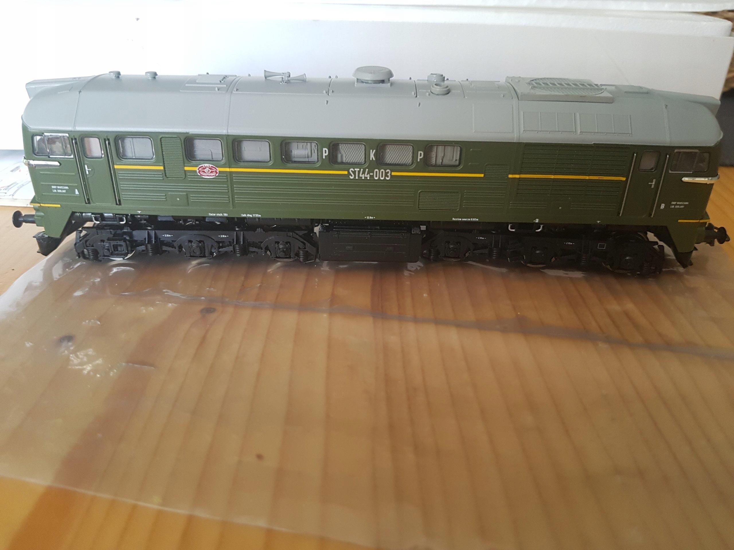 ST 44 003 Roco 62782