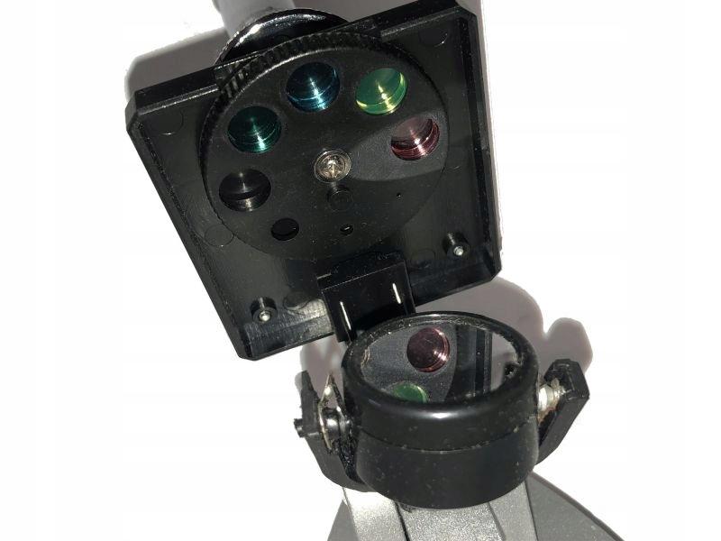 Mikroskop bresser junior biotar 300x 1200x zestaw 7542987774