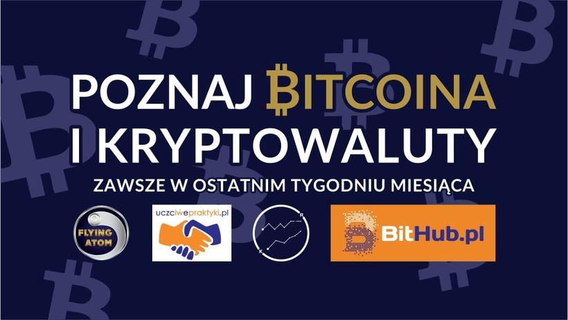 Szkolenie Poznaj Bitcoin i kryptowaluty - Warszawa