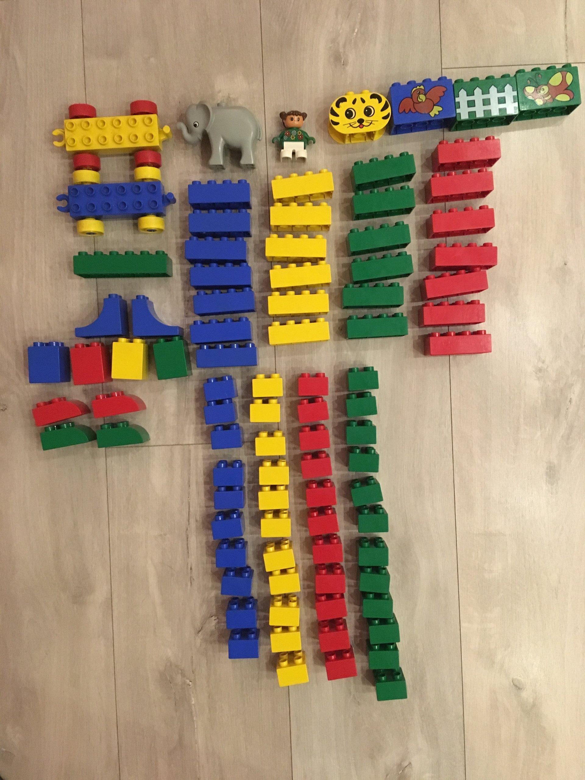Klocki Lego Duplo 7080583058 Oficjalne Archiwum Allegro