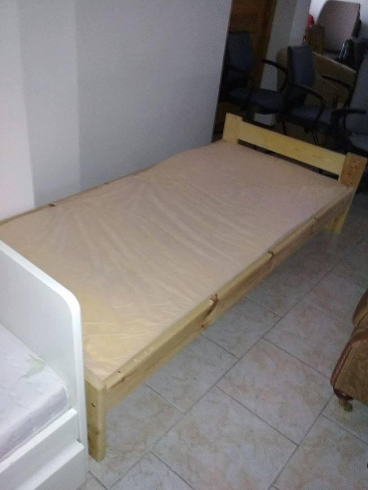 Sprzedam łóżka Jednoosobowe Komis Meblowy Reda 7278371702