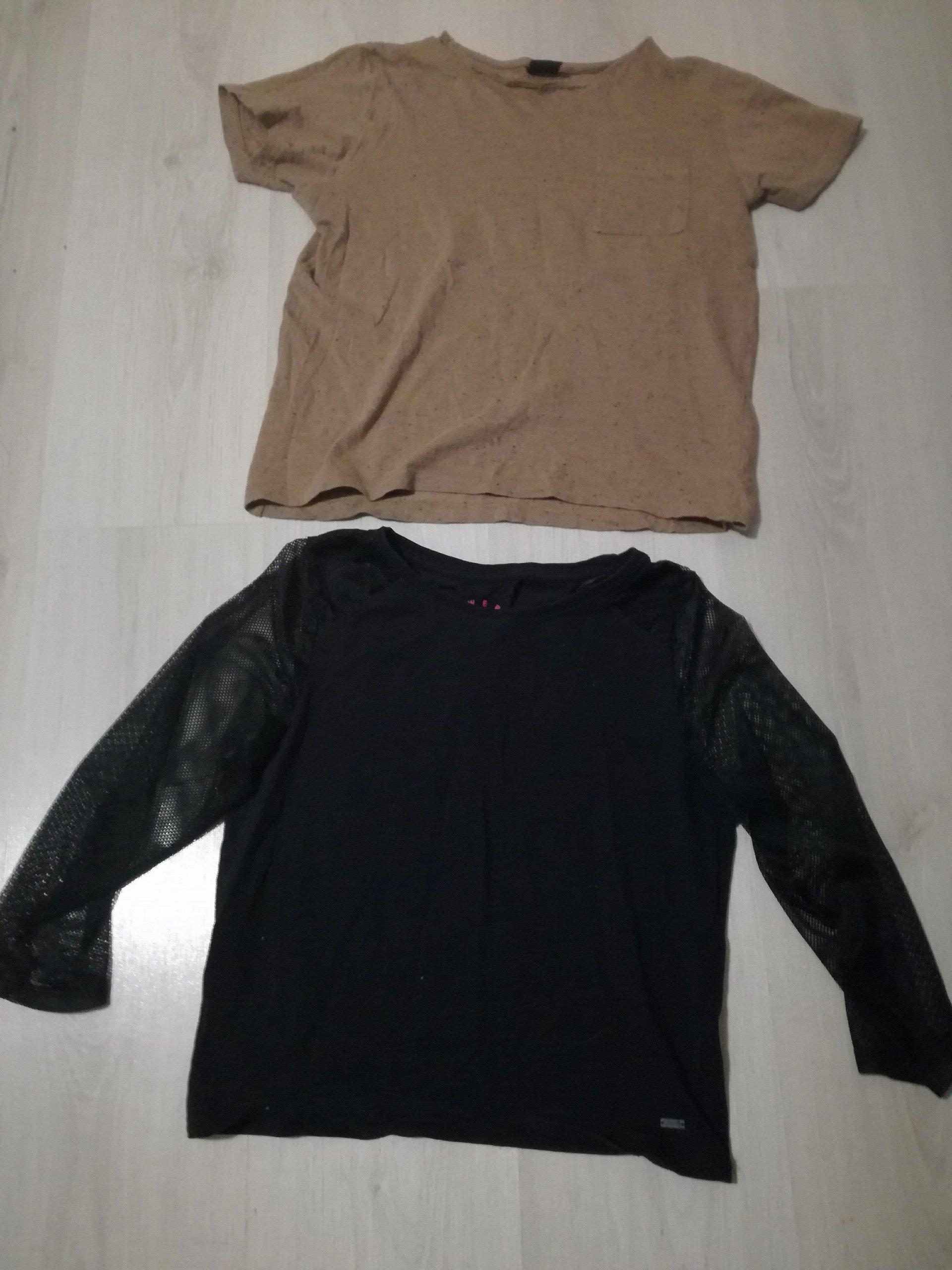 170d82020 bluzki dziewczęce - 7541986568 - oficjalne archiwum allegro