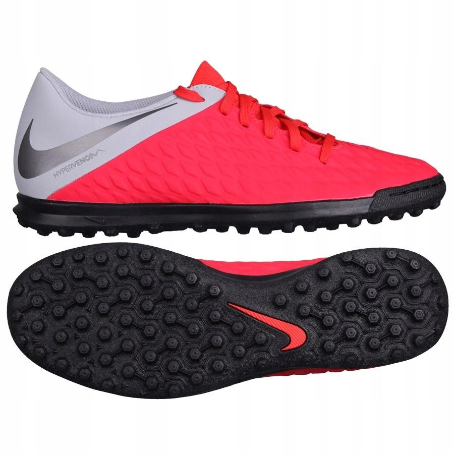 Buty Nike Hypervenom 3 Club TF AJ3811 600 r. 42,5