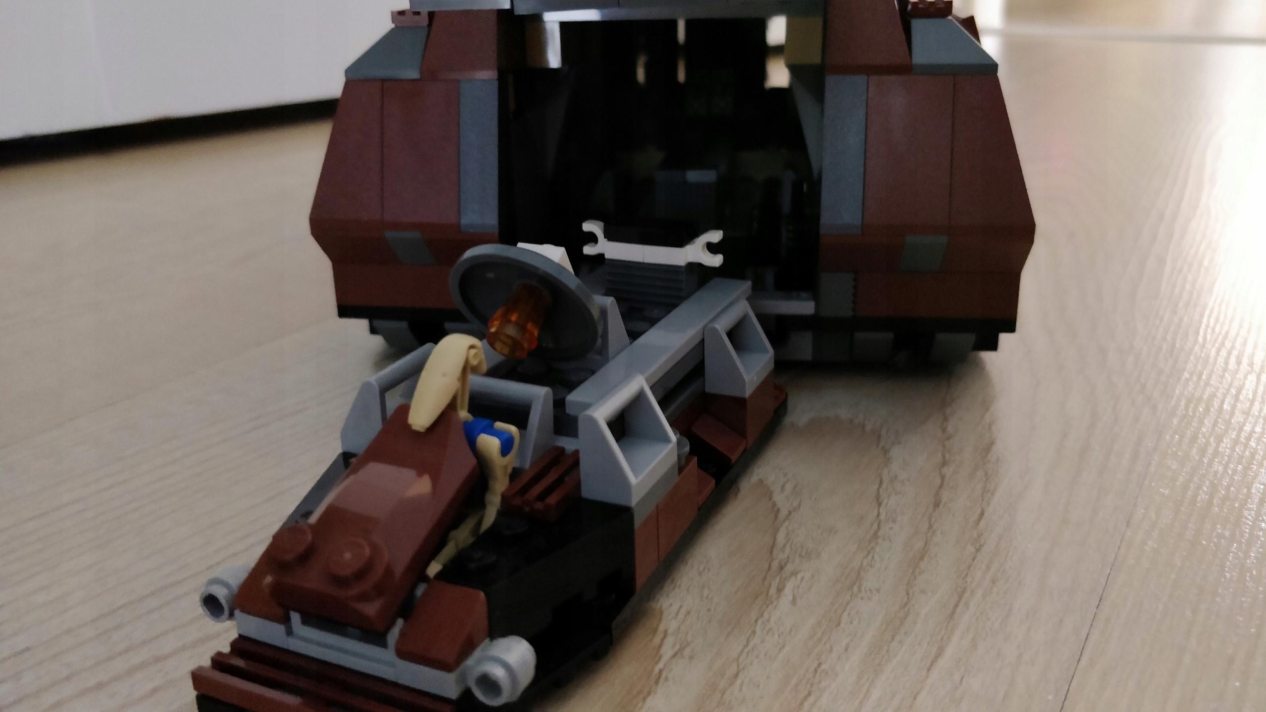 LEGO Star Wars Trade Federation MTT 7662 - 7536427074