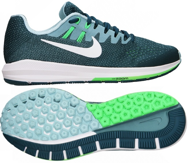 181448c9 Buty NIKE Air ZOOM Structure 20 849576-402 - 42 - 6774380612 ...
