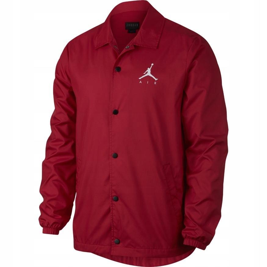 Najnowsza moda na wyprzedaży sprzedaż online Kurtka Air Jordan Jumpman Coaches 939966-687 XXXL ...