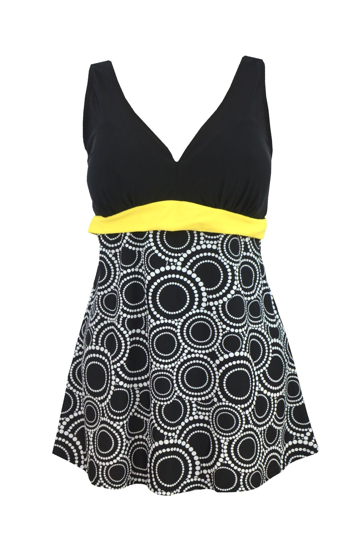 d0248f502f538a B2489 Sukienka kąpielowa plażowa -strój roz 52 - 7107389144 ...