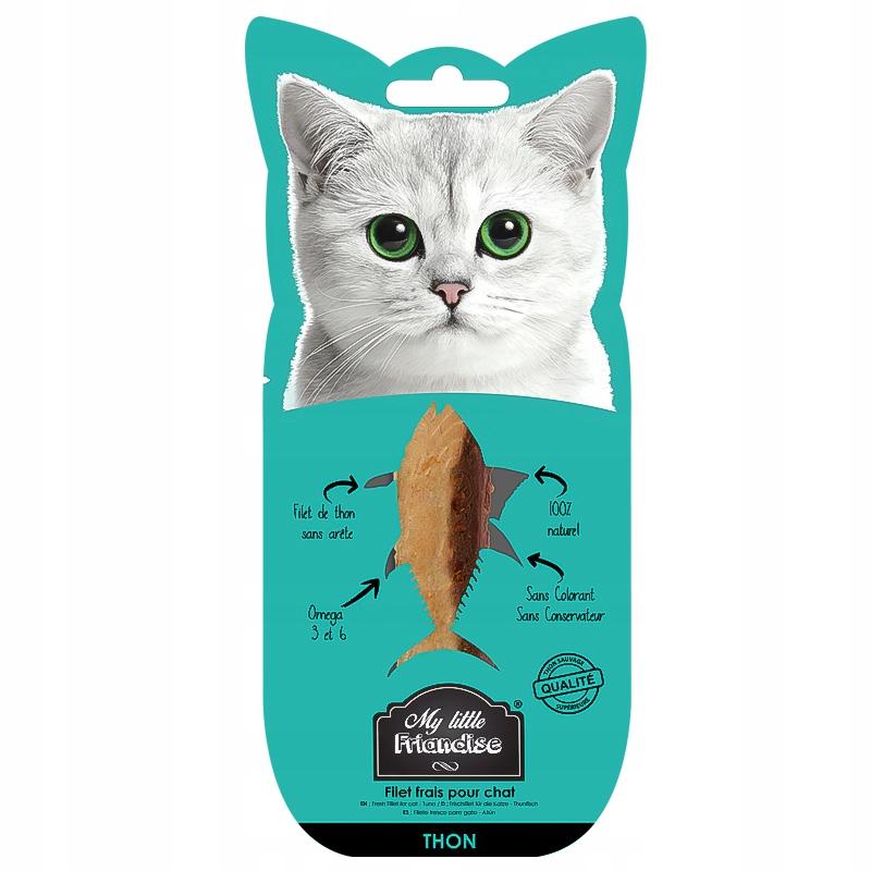 Kocie Łakocie przysmak kotów - tuńczyk