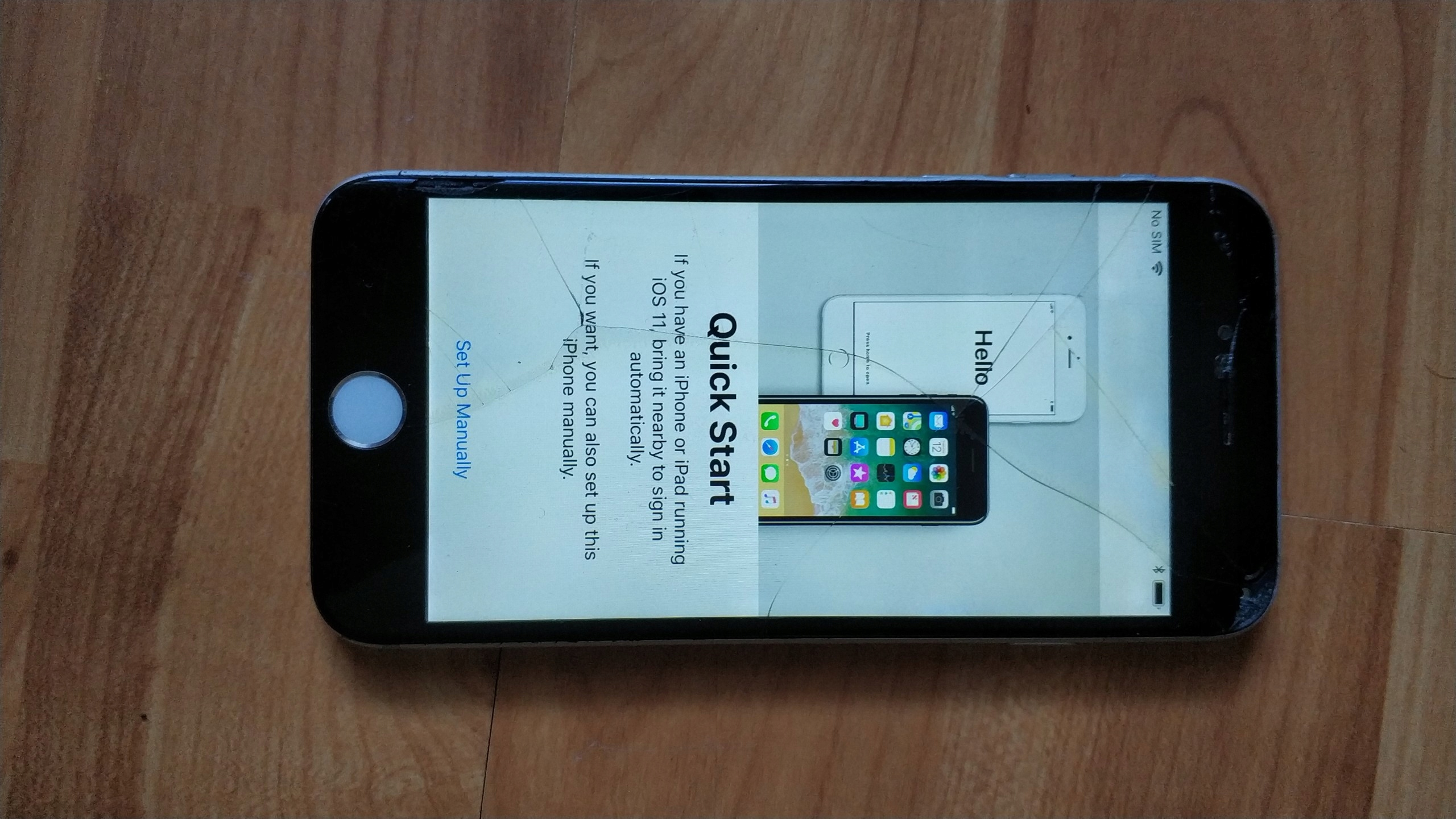 Iphone 6 16gb A1586 Blokada Icloud