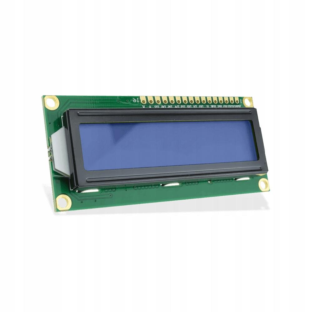 3 x Wyświetlacz Arduino LCD 16x1+GRATIS