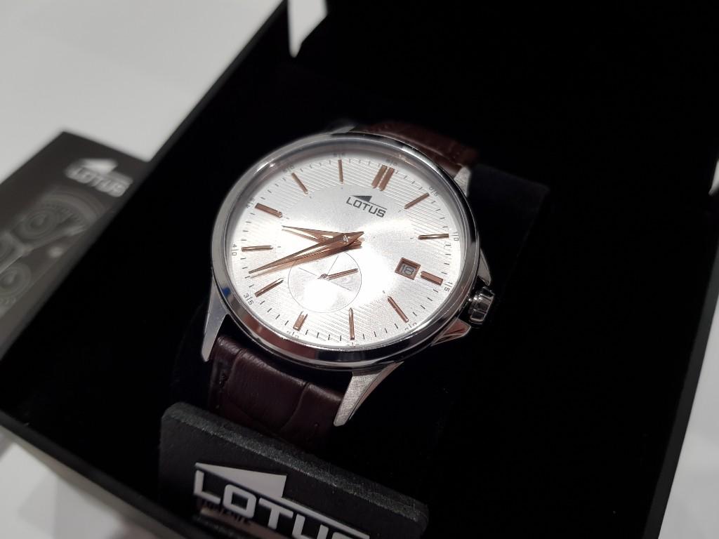 c1418ff80369 Zegarek Lotus model 18424 2 Nowy od 1 zl - 7237161017 - oficjalne ...