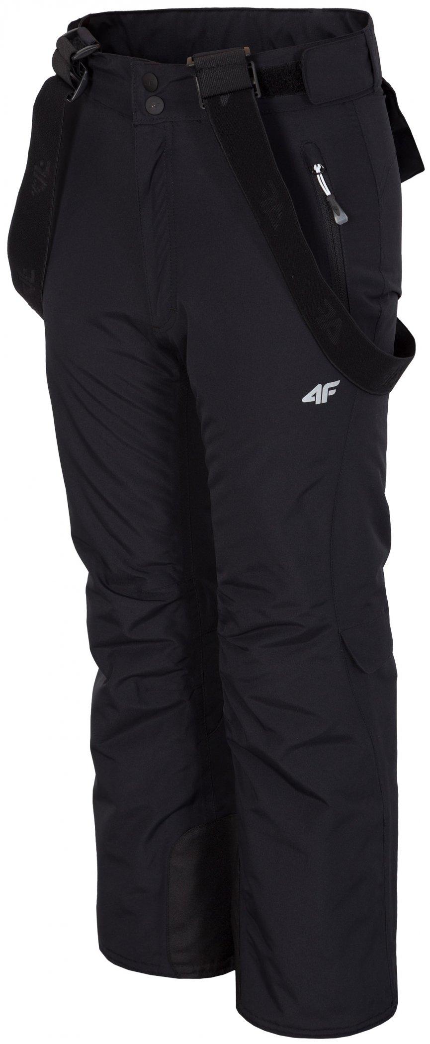 b5016909c 4F JSPMN400 dziecięce spodnie narciarskie 152cm - 7132118891 - oficjalne  archiwum allegro