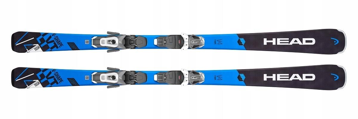 Narty zjazdowe Head V-Shape V4 163 PR 11 Brake 85