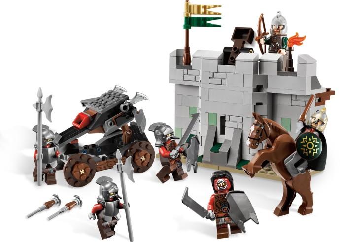 Lego Władca Pierścieni 9471 Armia Uruk Hai 7061787648 Oficjalne