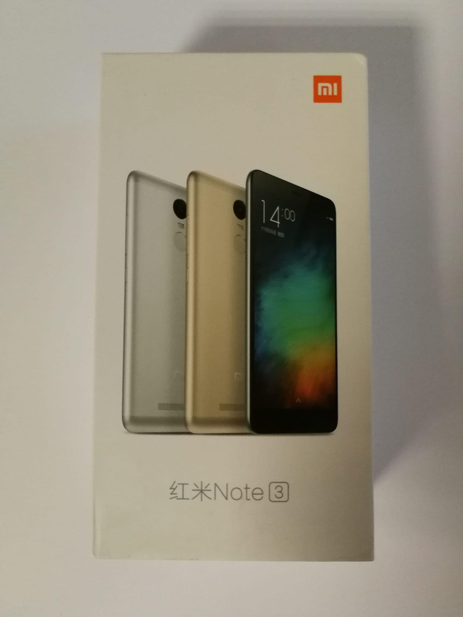 Xiaomi Redmi Note 3 Pro 32gb Pl 7156521083 Oficjalne Archiwum