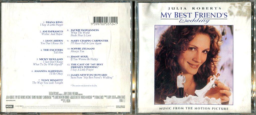 My Best Friend S Wedding Soundtrack.Best Friends Wedding Soundtrack Jc0282 7147923675