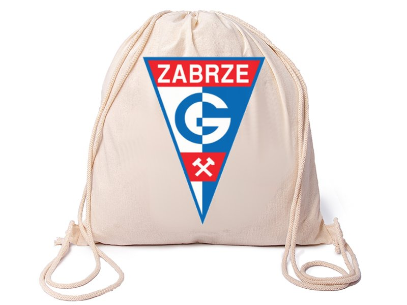 ffb7248a4e2c3 PLECAK GÓRNIK ZABRZE WOREK PREZENT KIBICA TORBA - 7242237292 ...