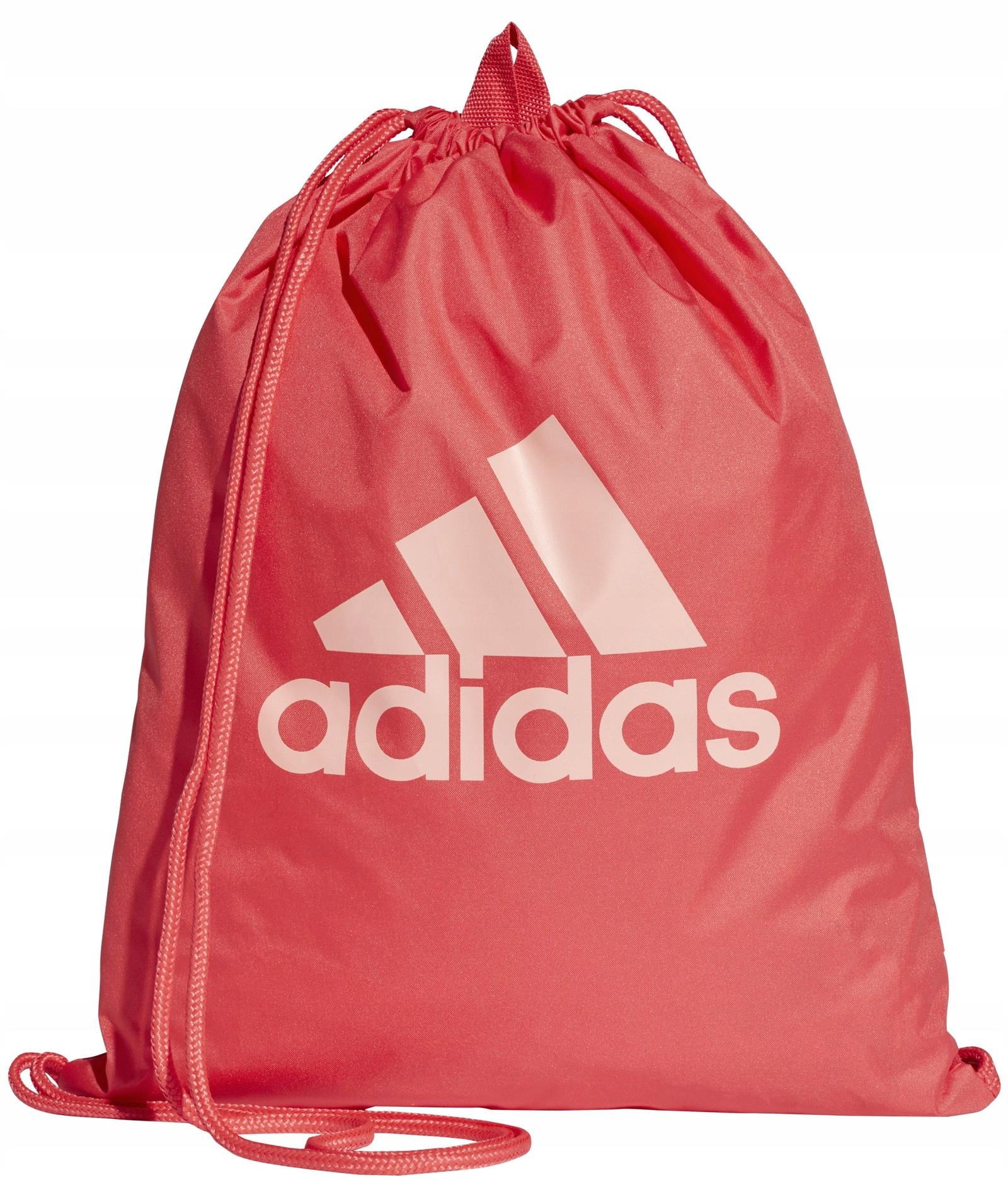 7ee0d85ade898 ADIDAS Torba sportowa worek na buty odzież CF5020 - 7238038098 ...