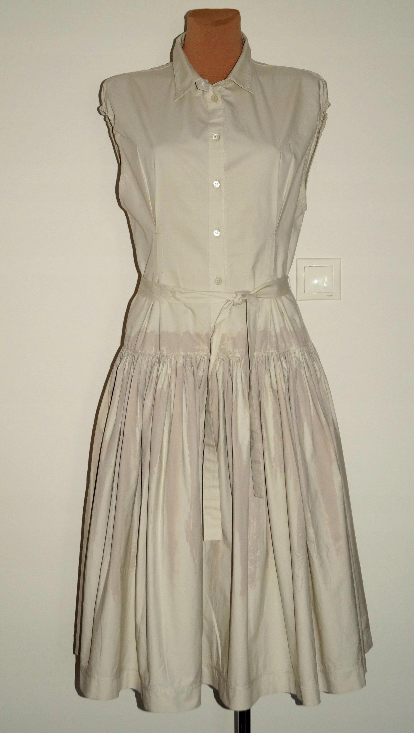 a874aec2f8c85 PRADA MILANO luksus oryginalna sukienka J.NOWA 40 - 7420989747 ...