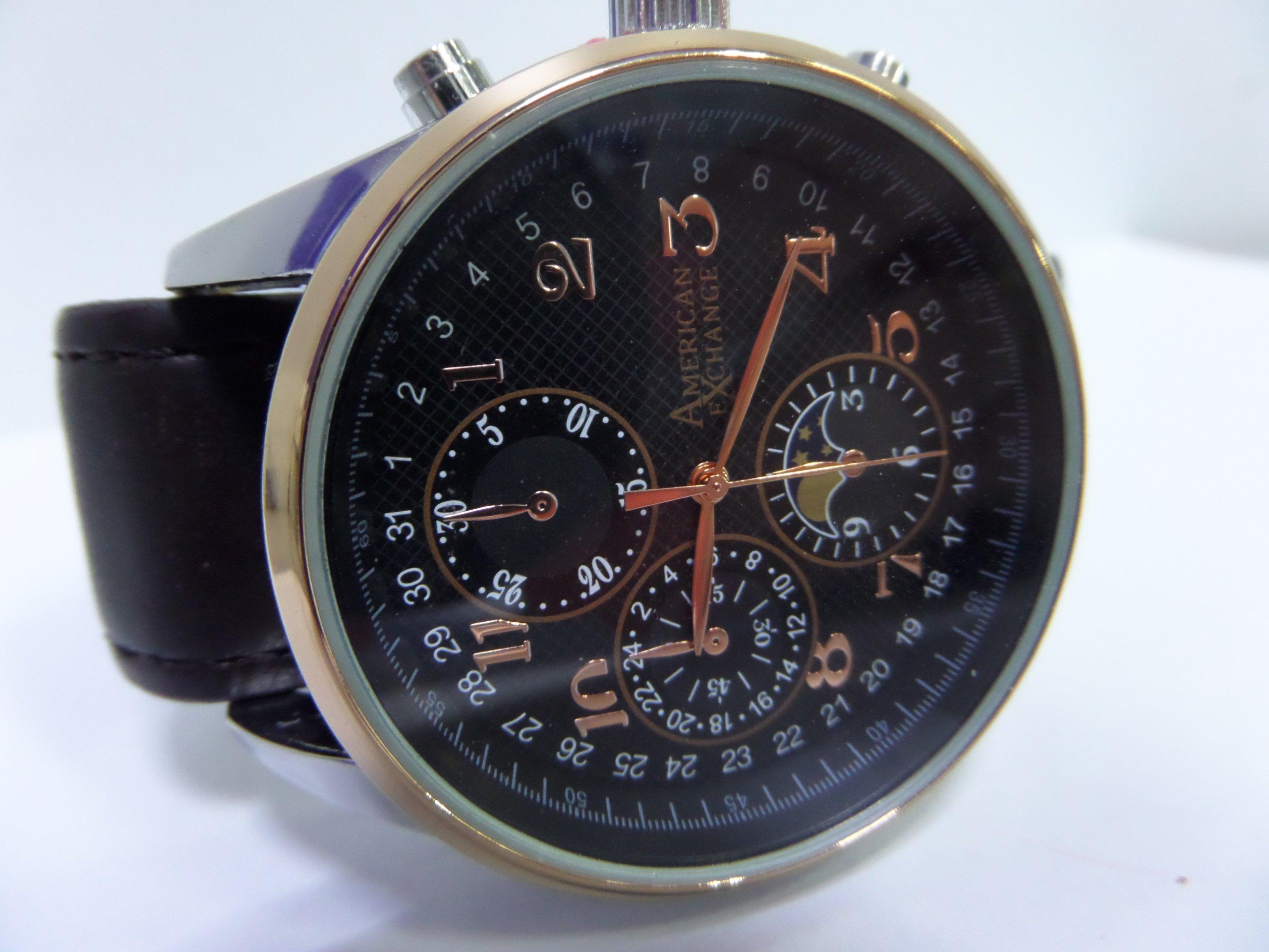 4c03c687e33684 Zegarek American exchange AMIN5512S100 (T31075) - 7379265949 ...
