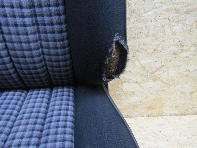 Mercedes W Elektryczny Fotel Nie Dziala