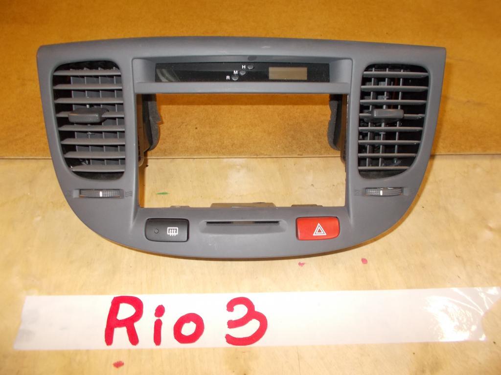 PANEL RAMKA RADIA KIA RIO III