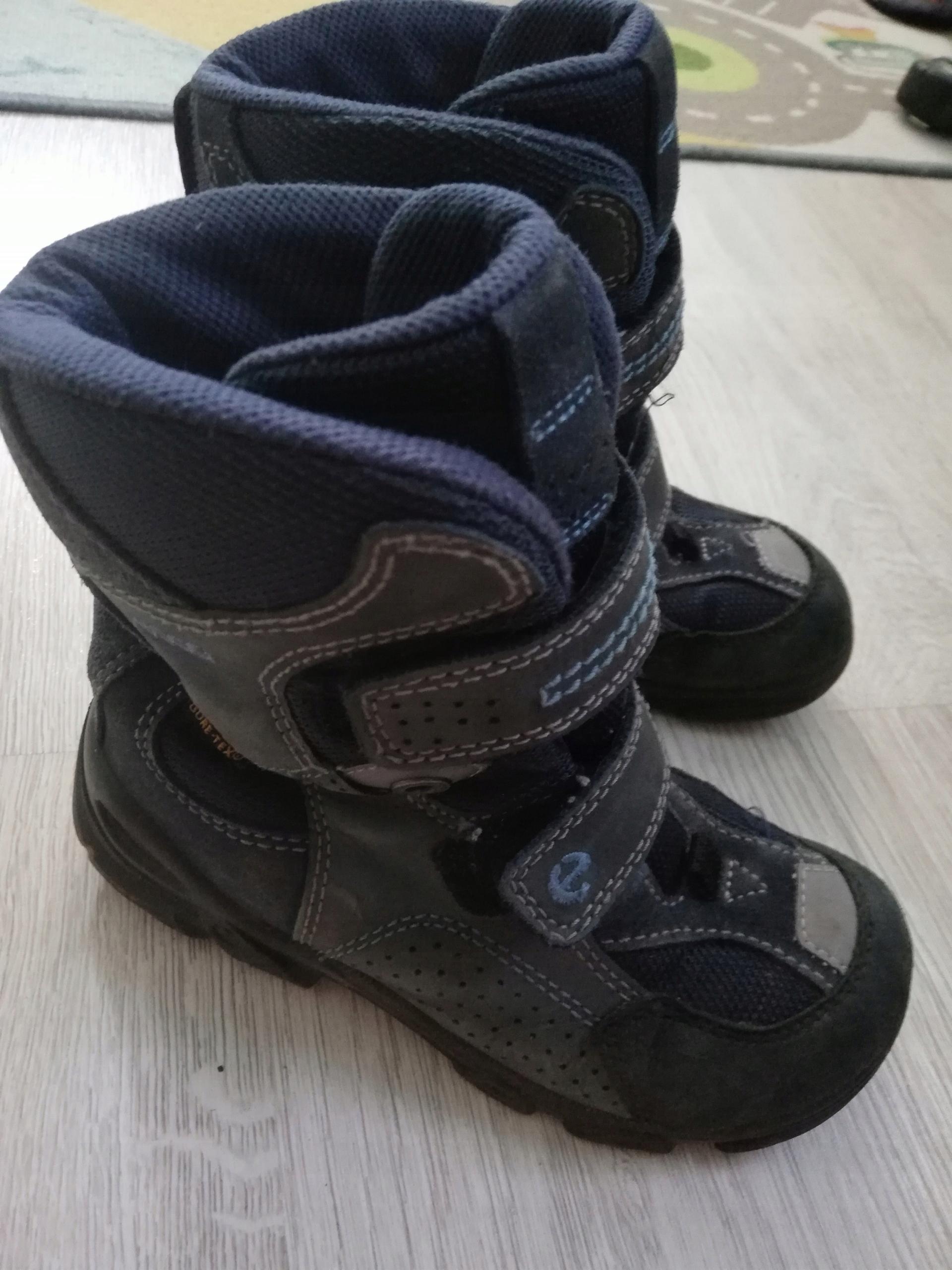 13b4d95d Ecco buty kozaki botki 30 jesień zima - 7514902657 - oficjalne ...