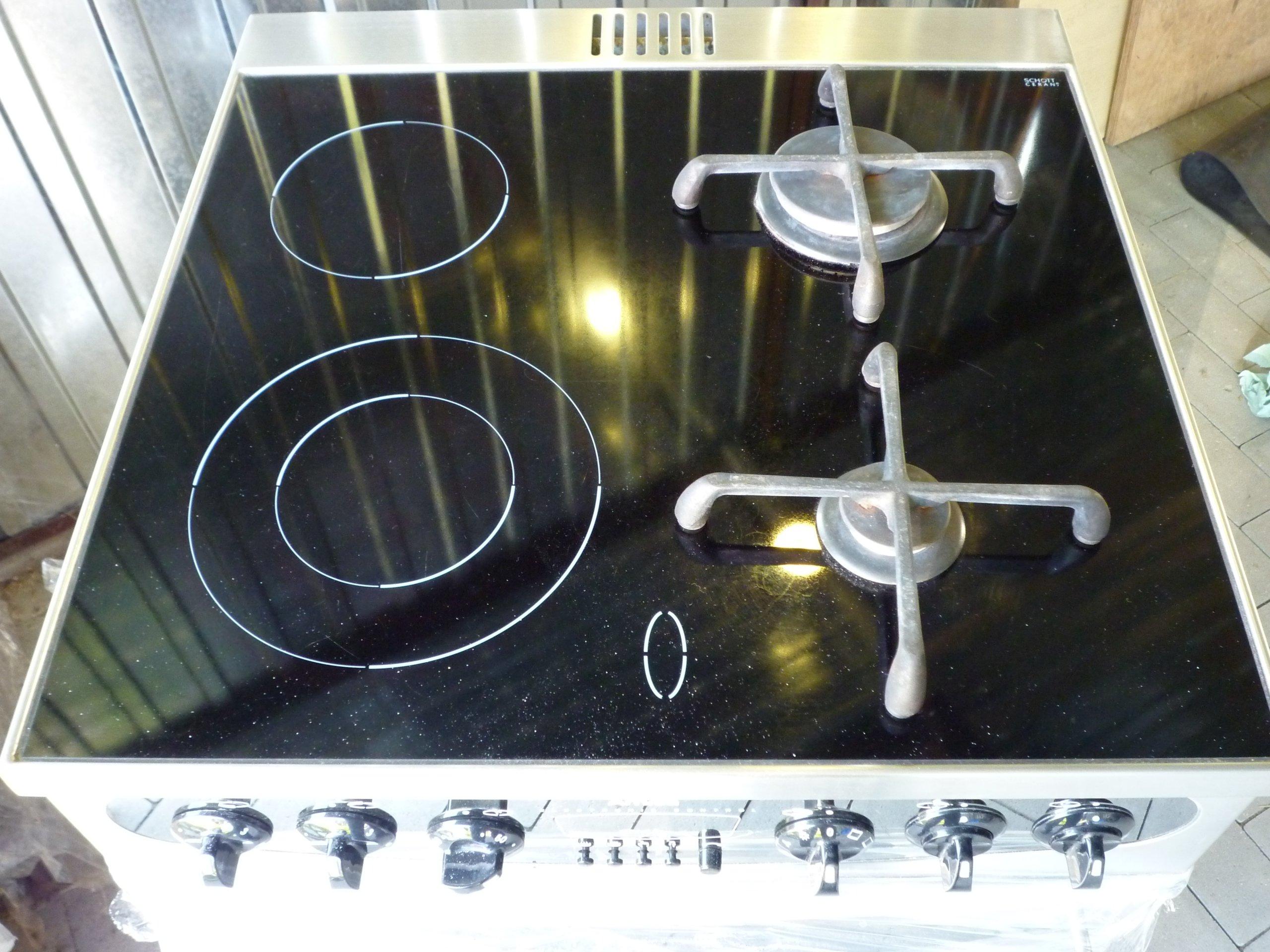 Kuchnia Elektryczno Gazowa Amica 60 Cm 6988422407 Oficjalne