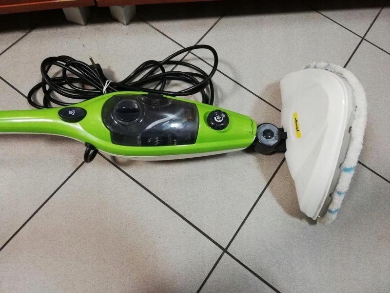 Chwalebne MOP PAROWY MANGO STEAM CLEANER PRO - 7516505347 - oficjalne QE24