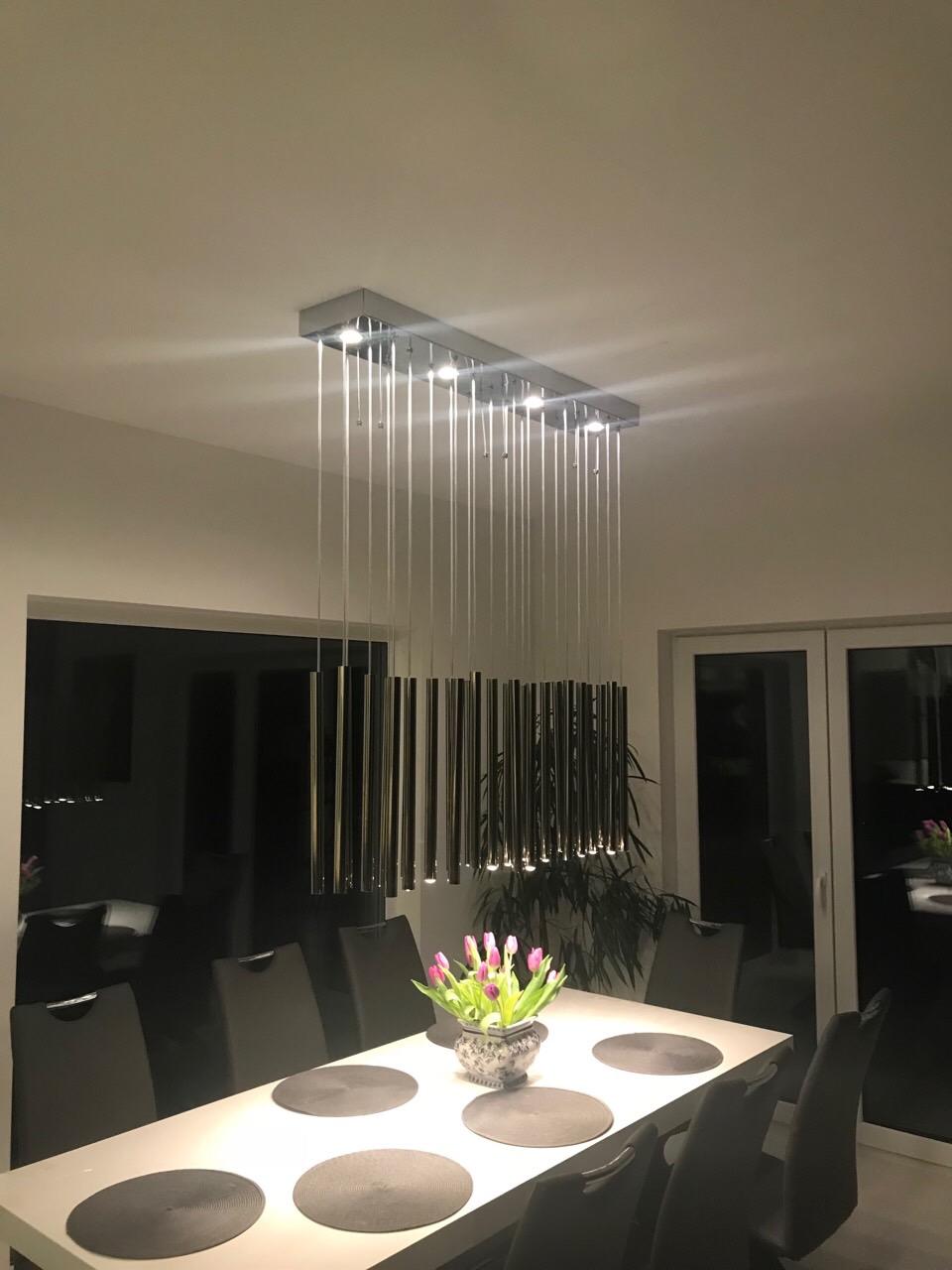 Lampa Sufitowa Salon Kuchnia Jadalnia Nowoczesna 7174048705