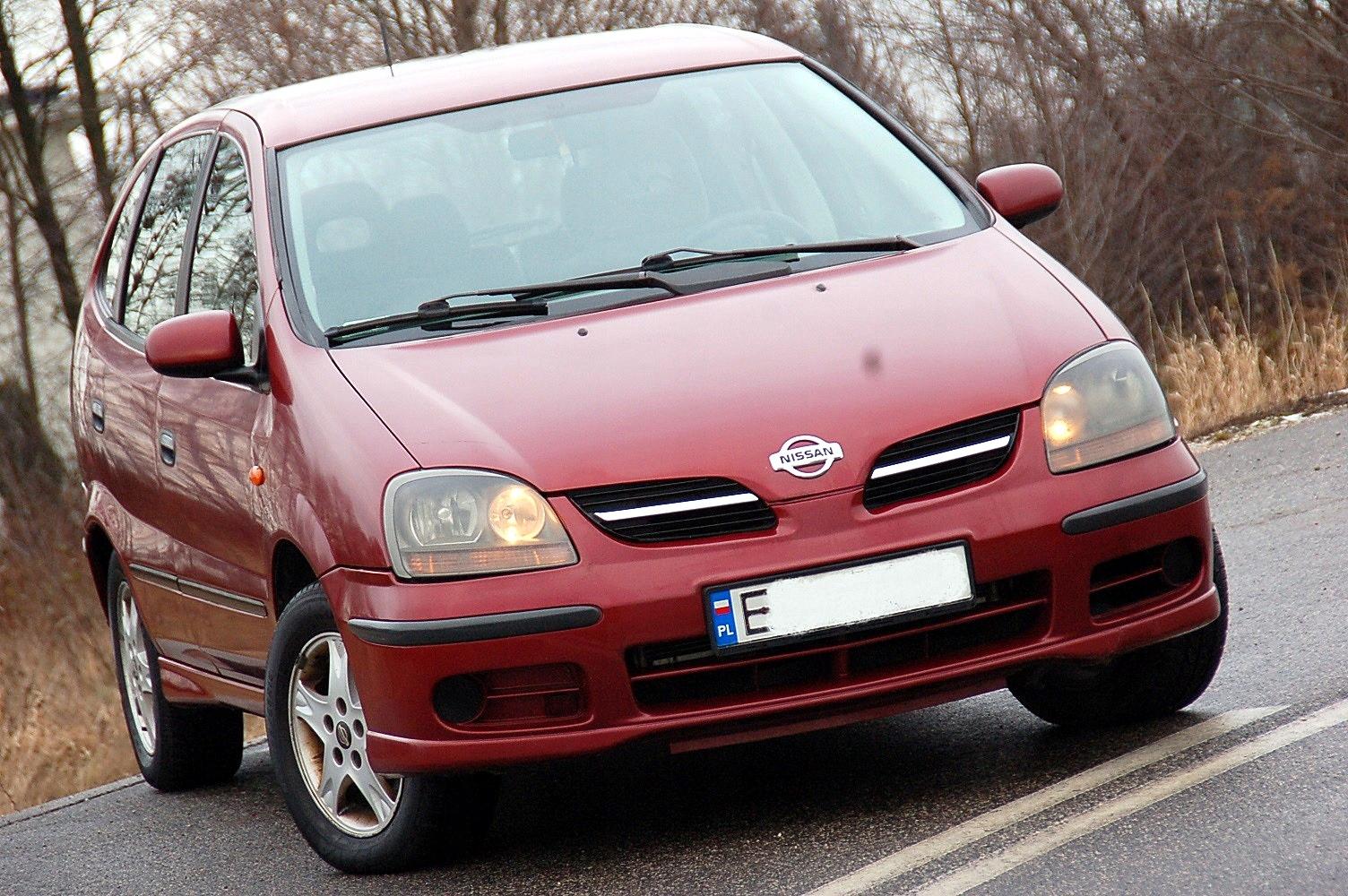 Nissan Almera Tino 1.8 16V 114KM+*GAZ SEKWENCJA*